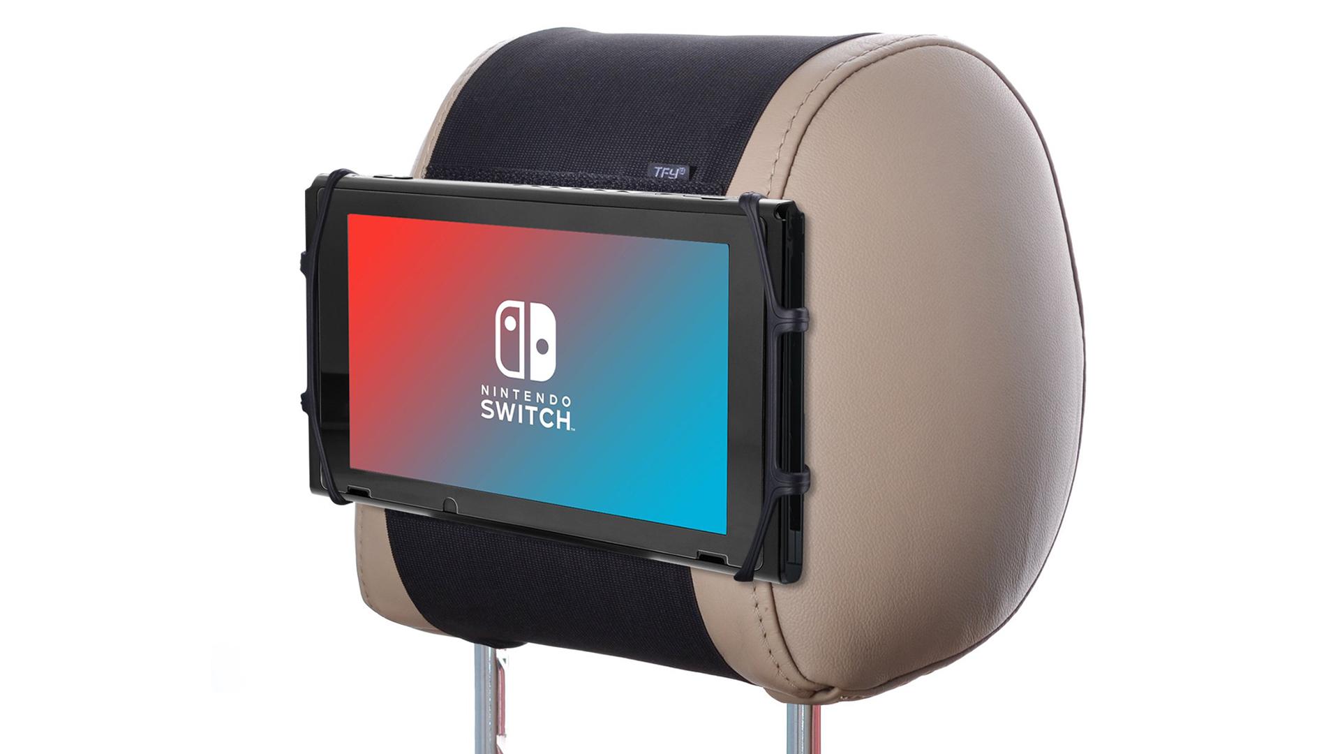 Nintendo Switch Accessories Headrest Mount
