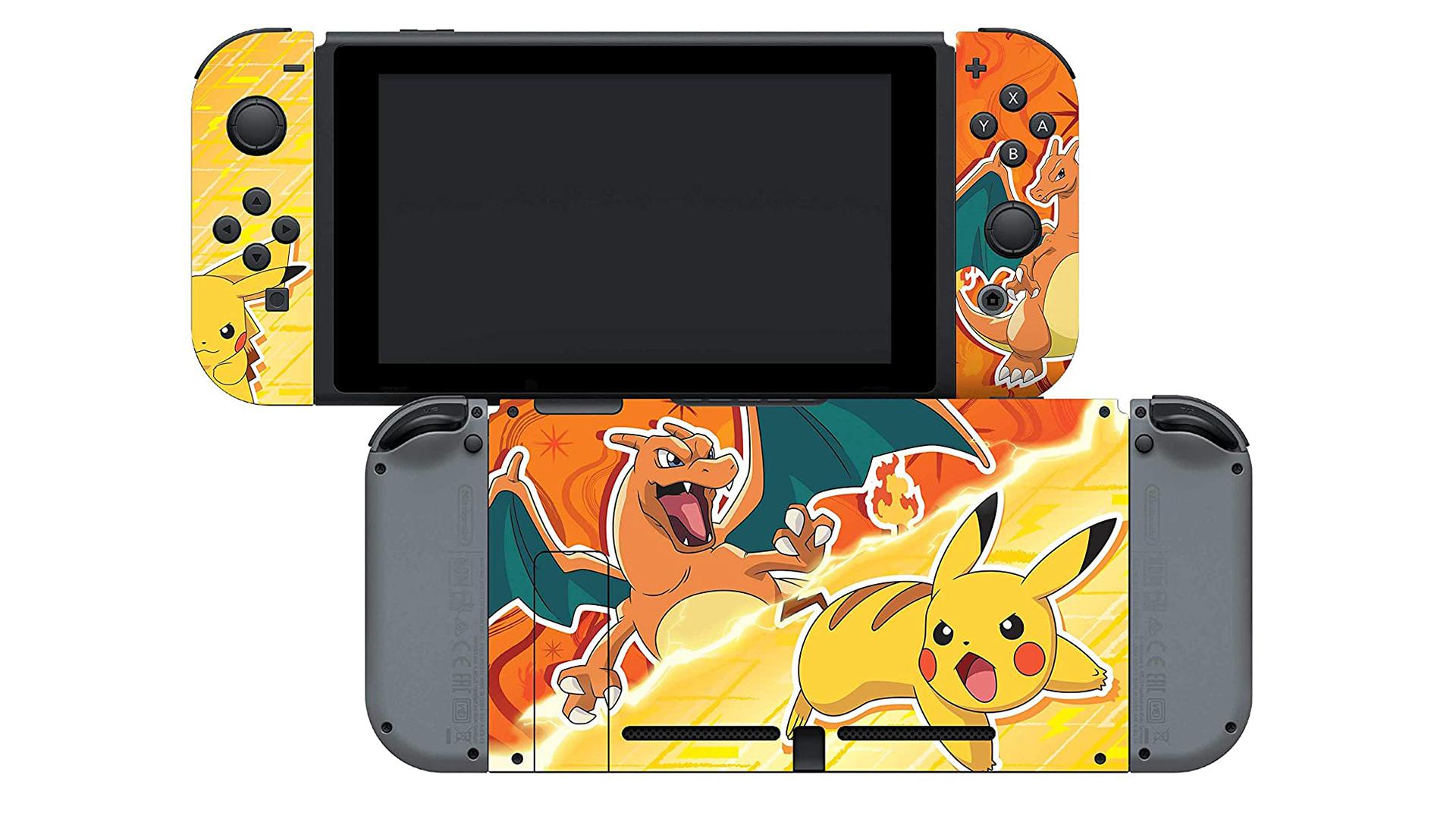 Nintendo Switch Accessories Skins