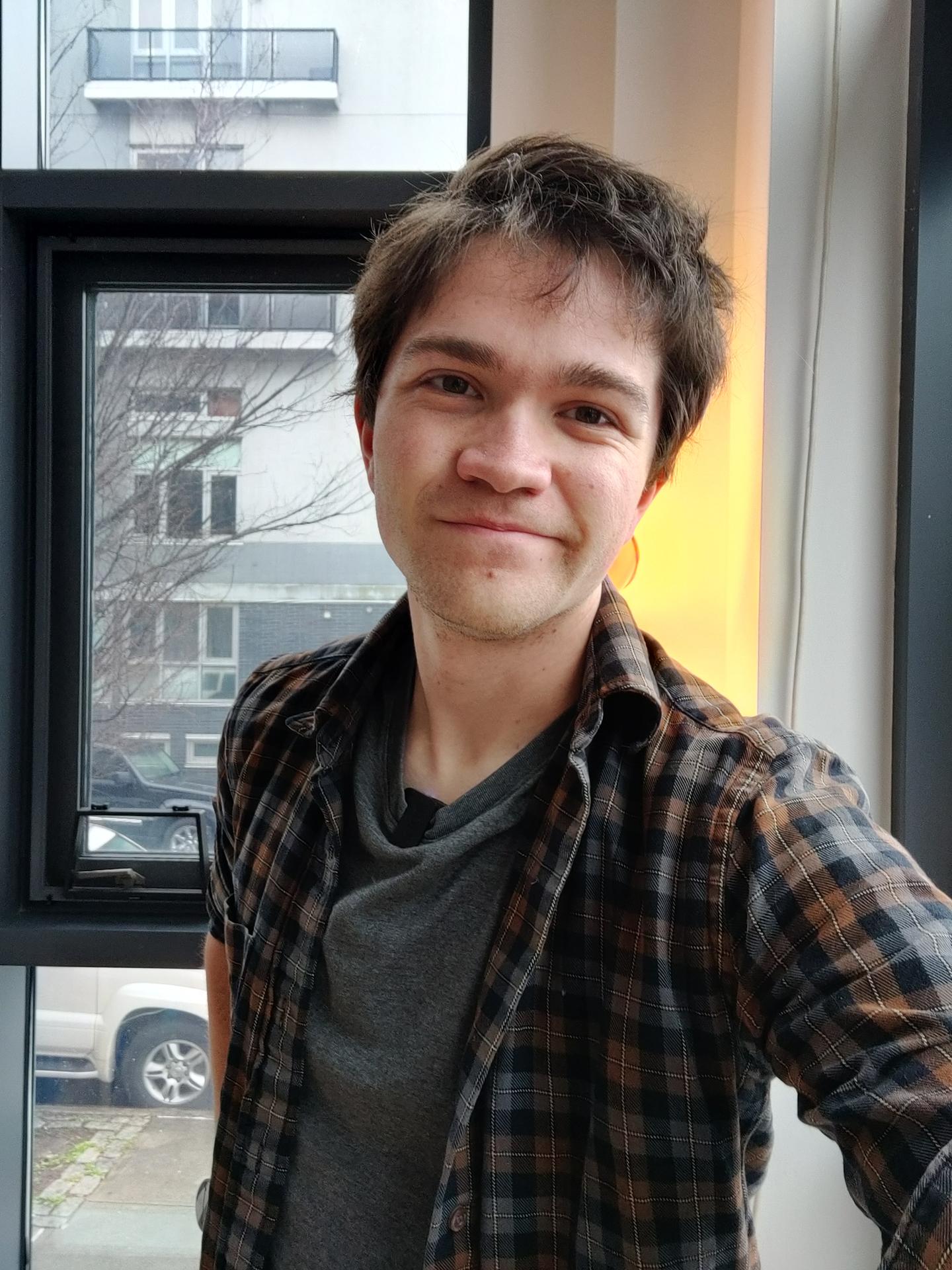 OnePlus 8 Pro sample image selfie 2