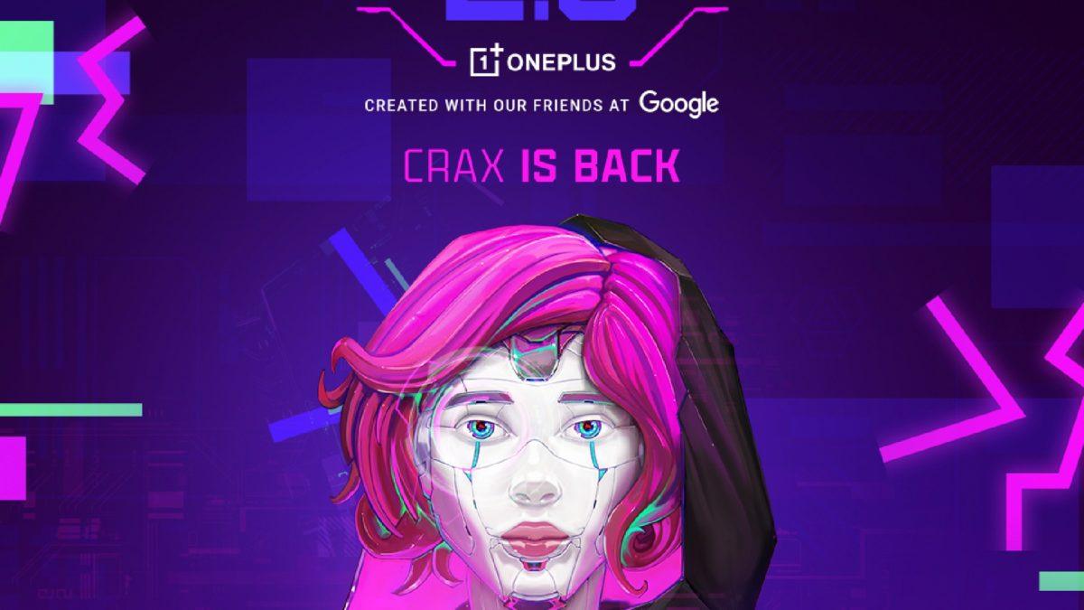 OnePlus Crackables 2 poster