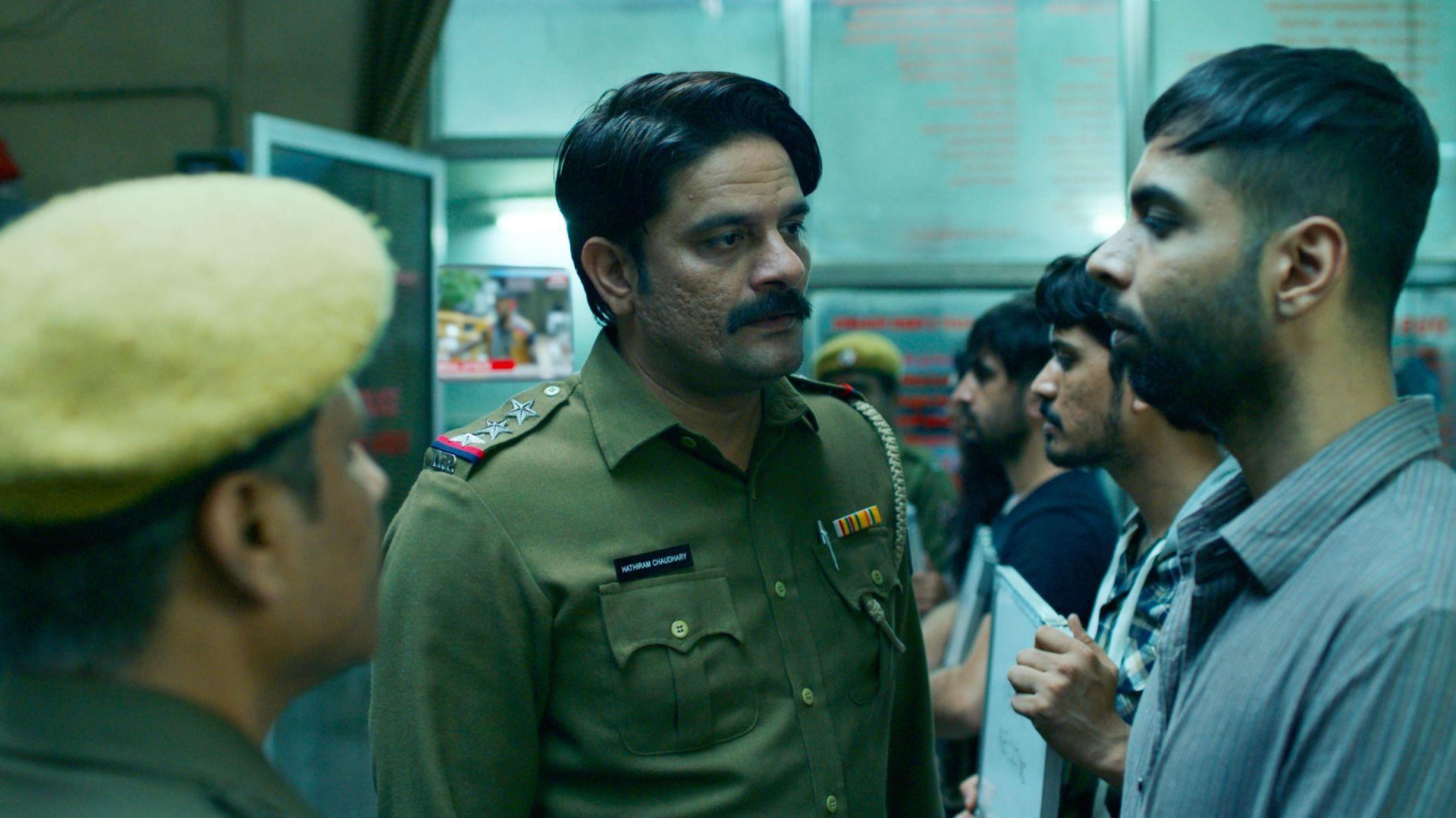 Paatal Lok Best India Original Series Amazon Prim