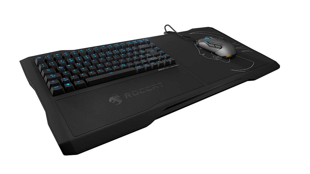 Roccat Sova gaming lapboard