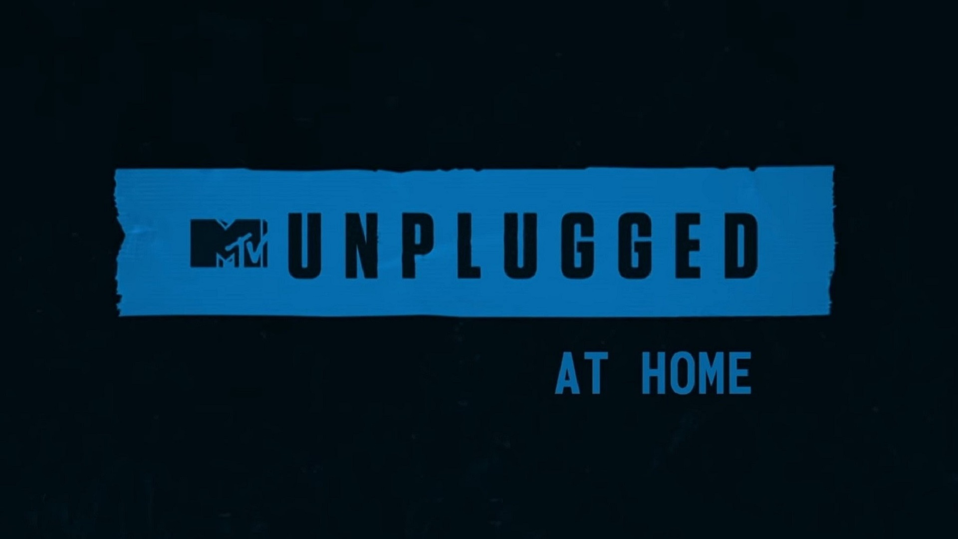 Unplugged at home