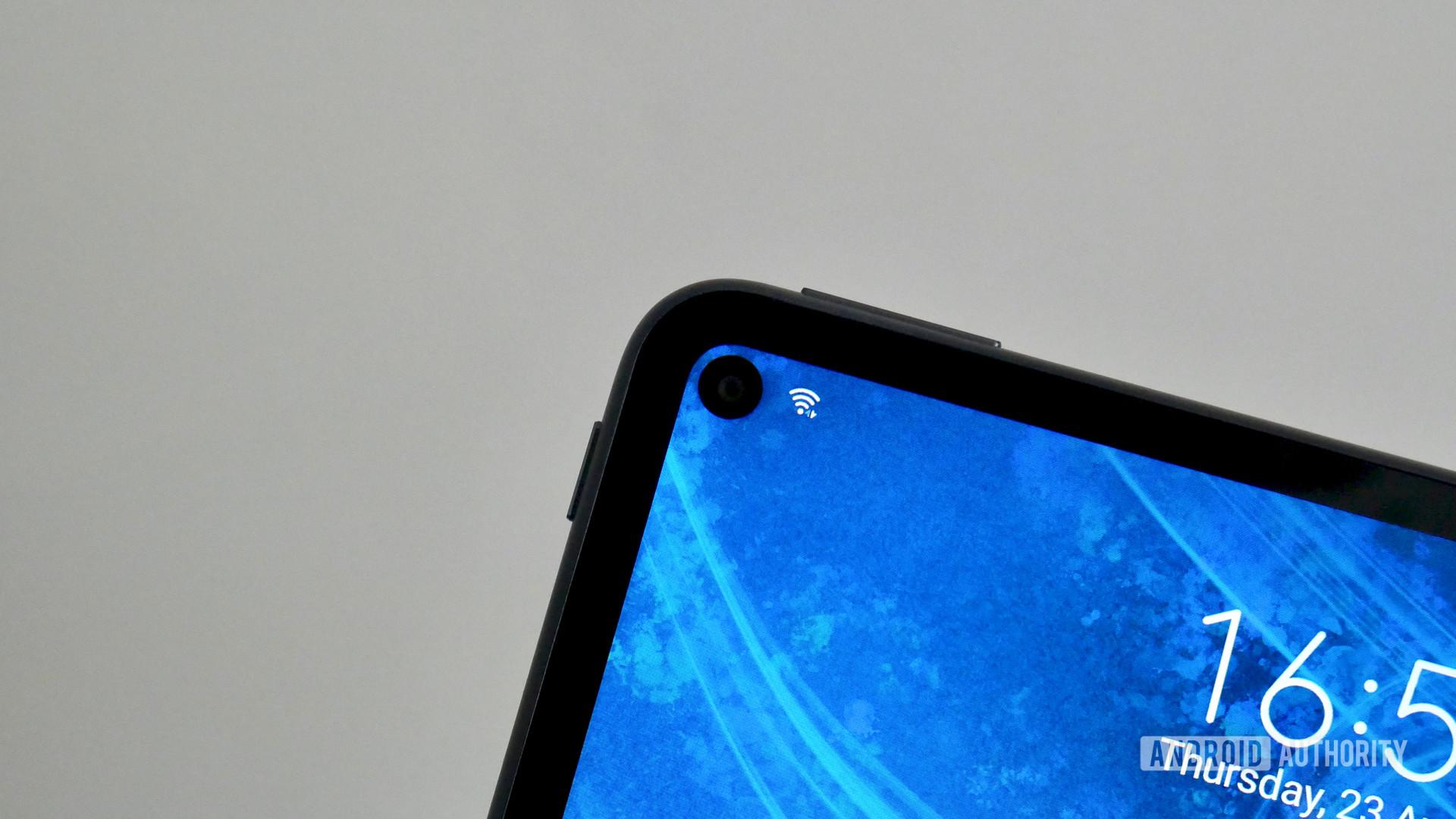 huawei matepad pro review punch hole camera