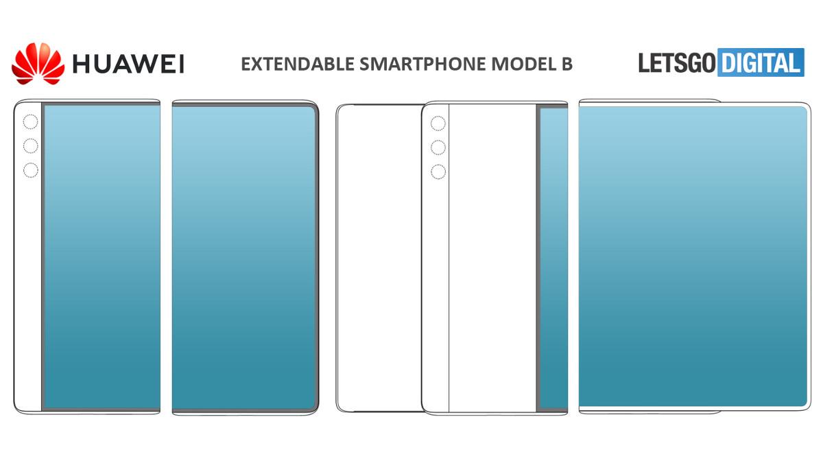 huawei smartphones extended display letsgodigital