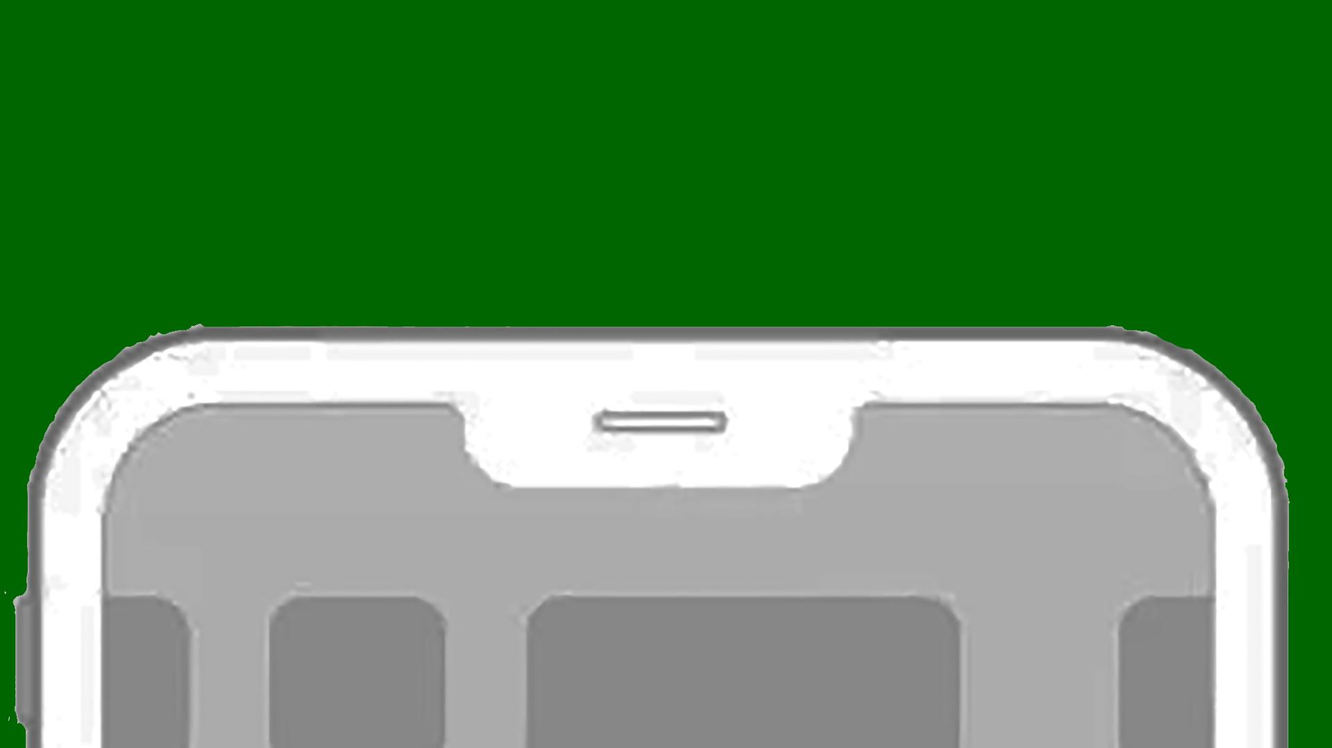 iPhone 12 Notch Design Leak