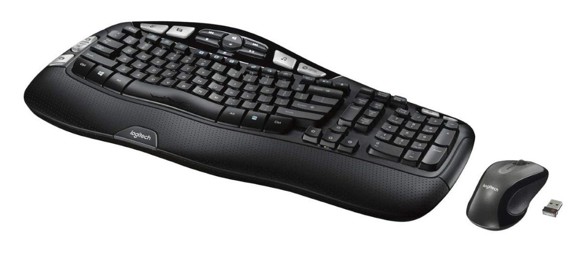 logitech mk550 keyboard mouse