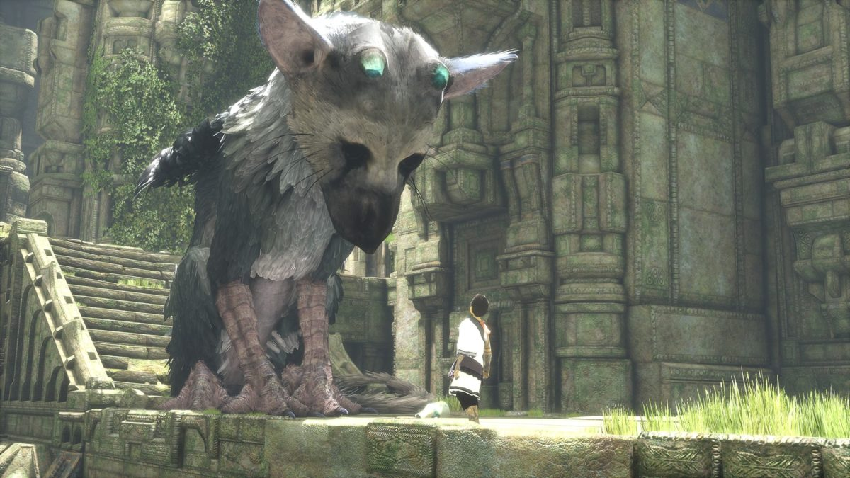the last guardian best ps4 games