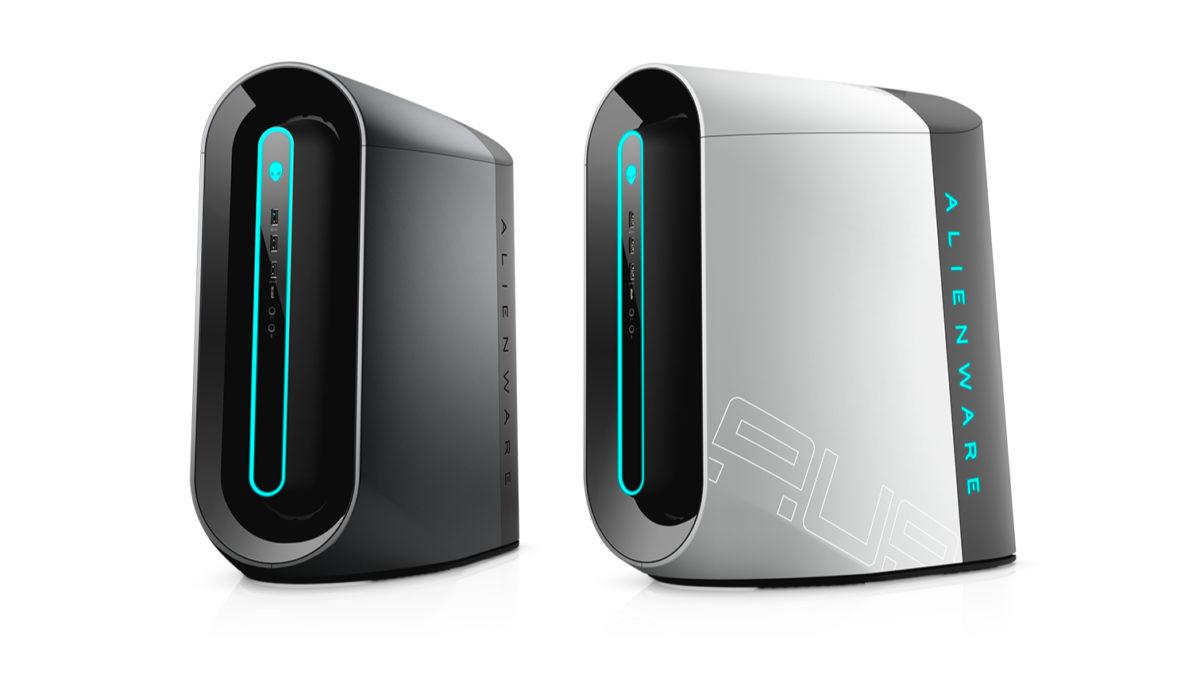 Alienware Aurora gaming PC desktops