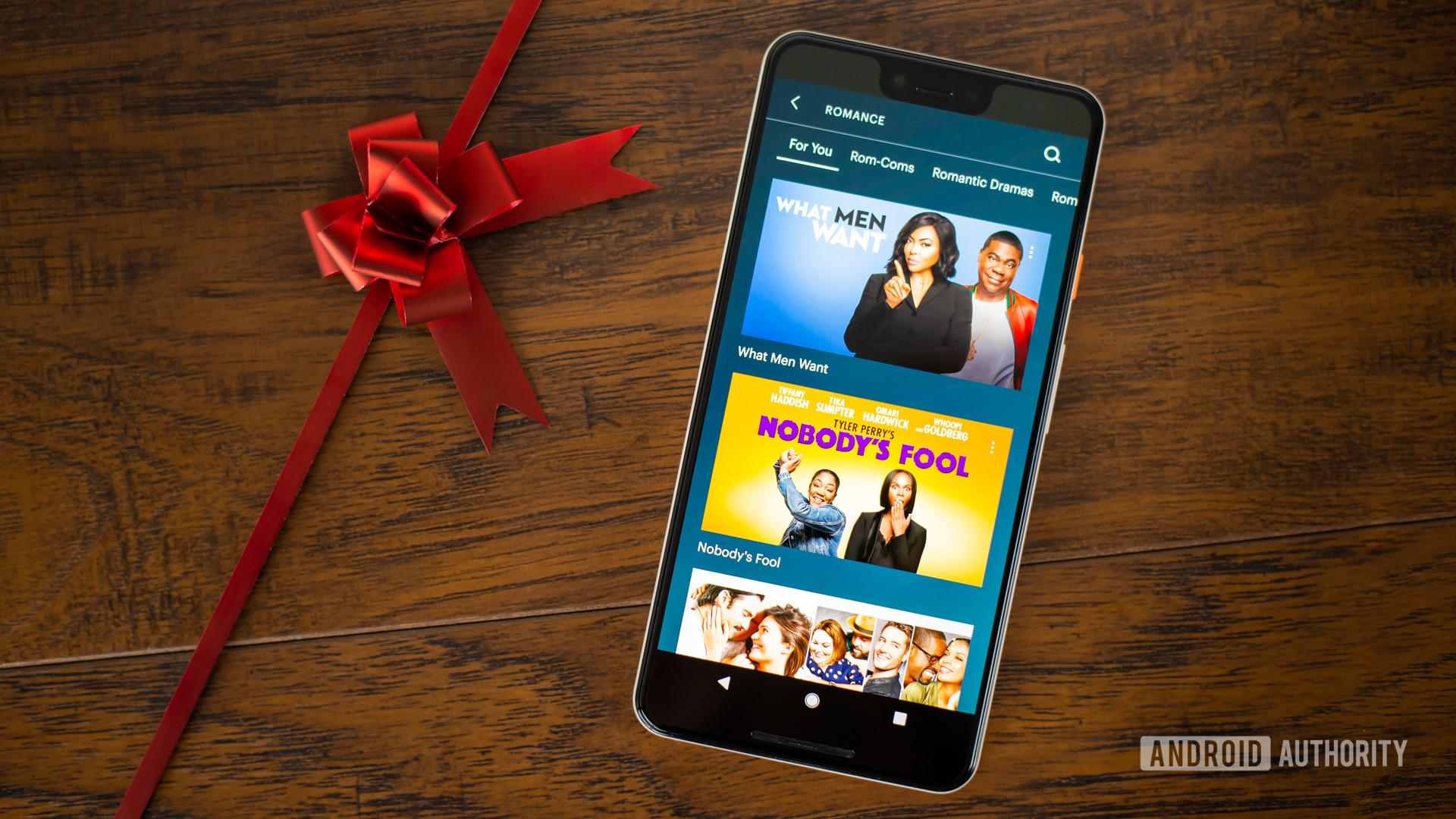 Best romantic movies on Hulu stock photo