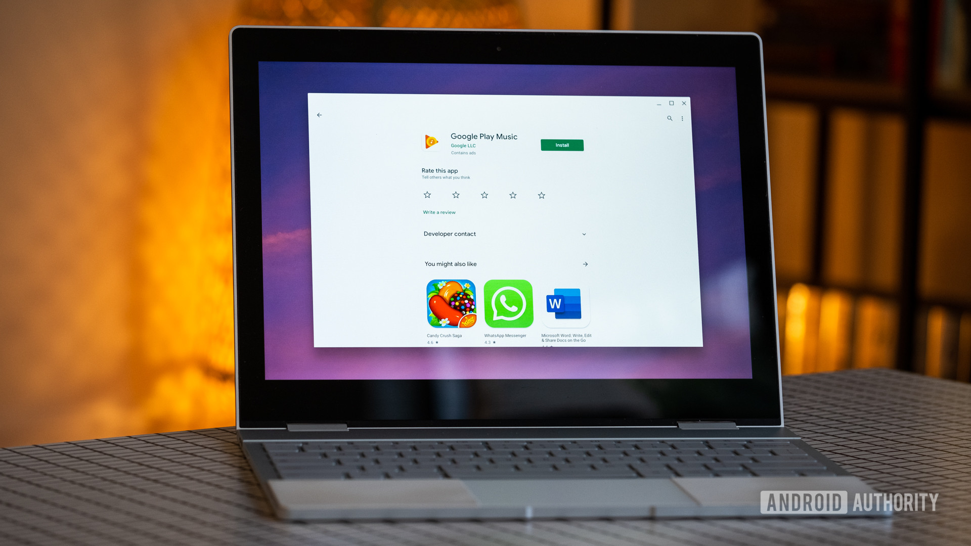 Tips Cara Instal Google Play Di Laptop mudah