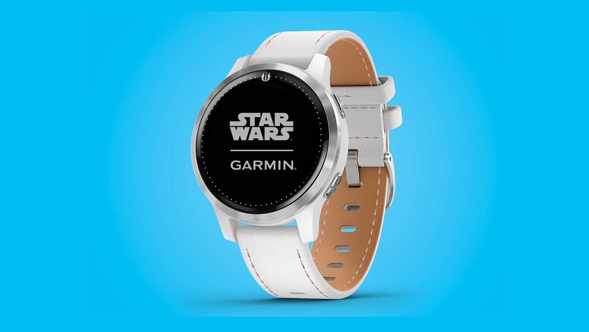 Garmin Star Wars Smartwatches Deal 2020 Rey