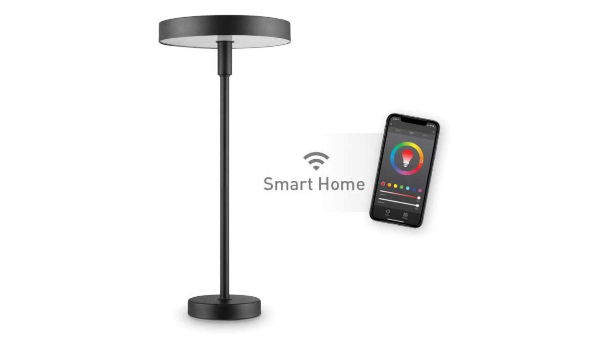 Globe Electric Smart Table Lamp