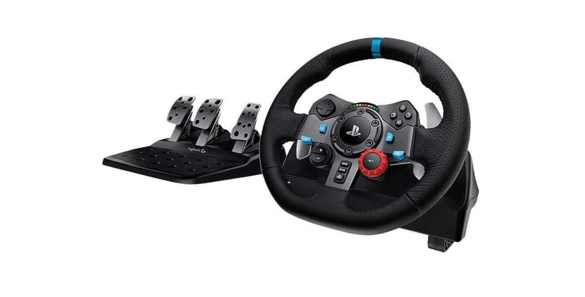 Logitech Dual Motor Feedback Driving Force G29 Gaming