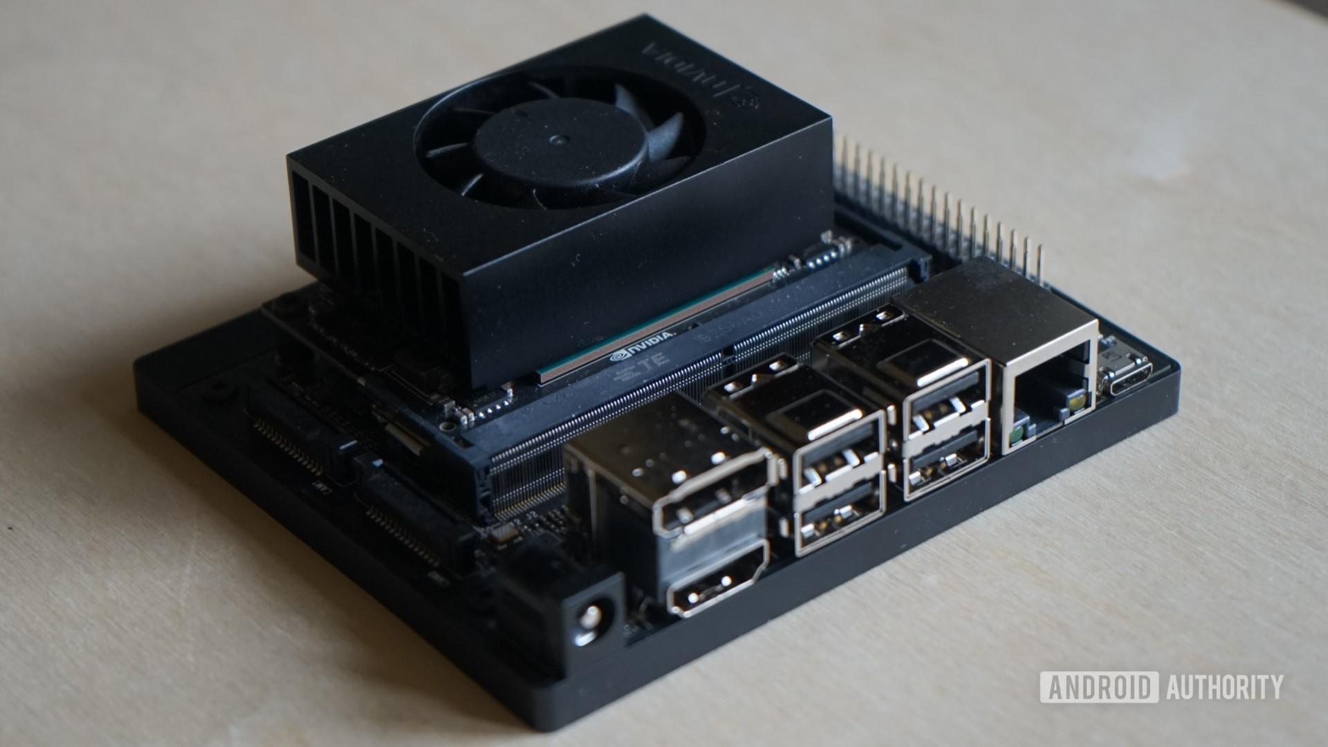 NVIDIA Xavier NX development kit