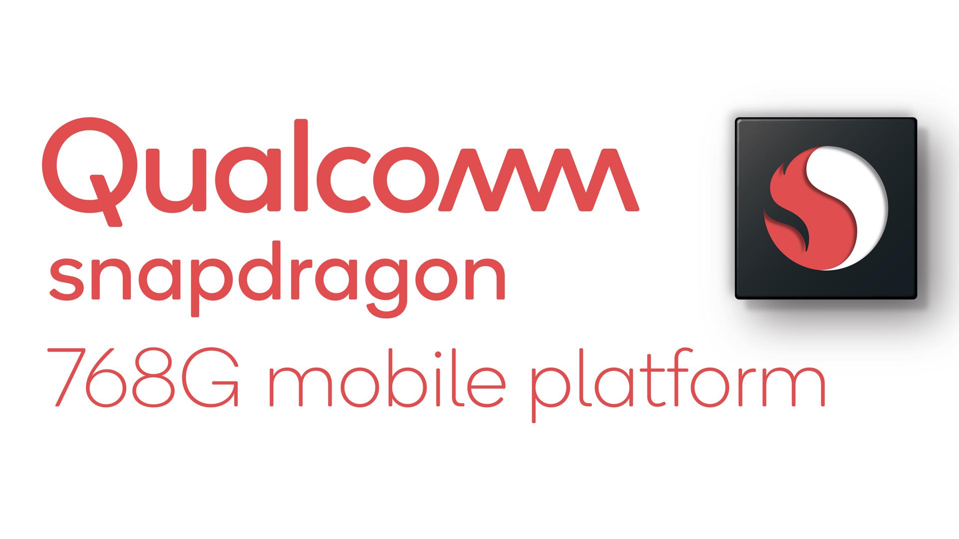 Qualcomm Snapdragon 768G logo