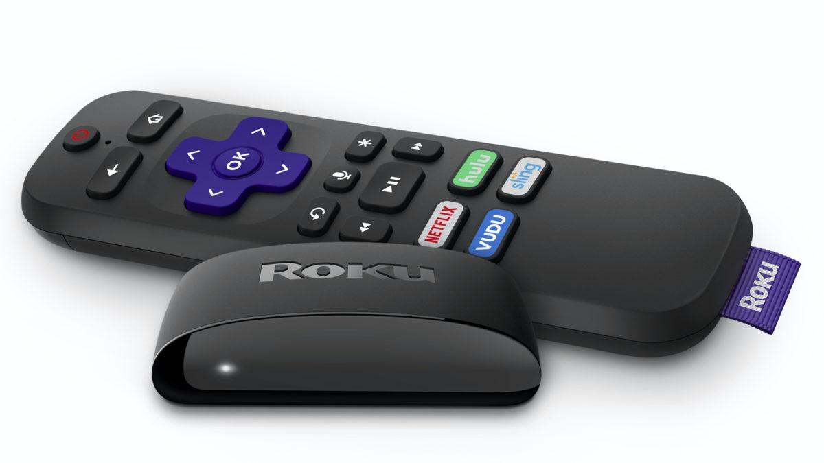 Roku Express Plus streaming player - roku streaming player
