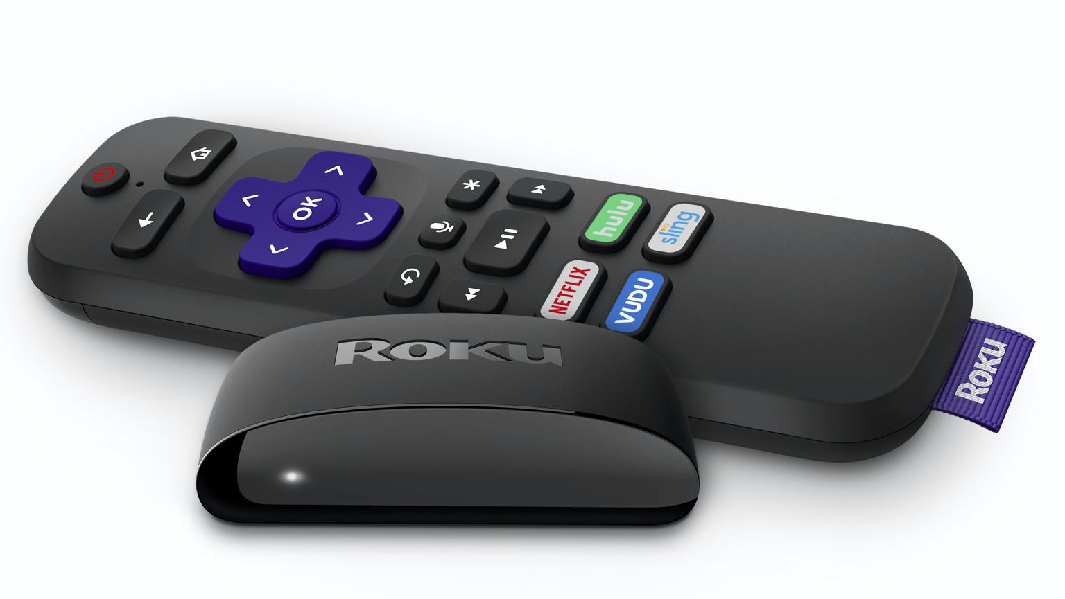 Roku Express Plus streaming player