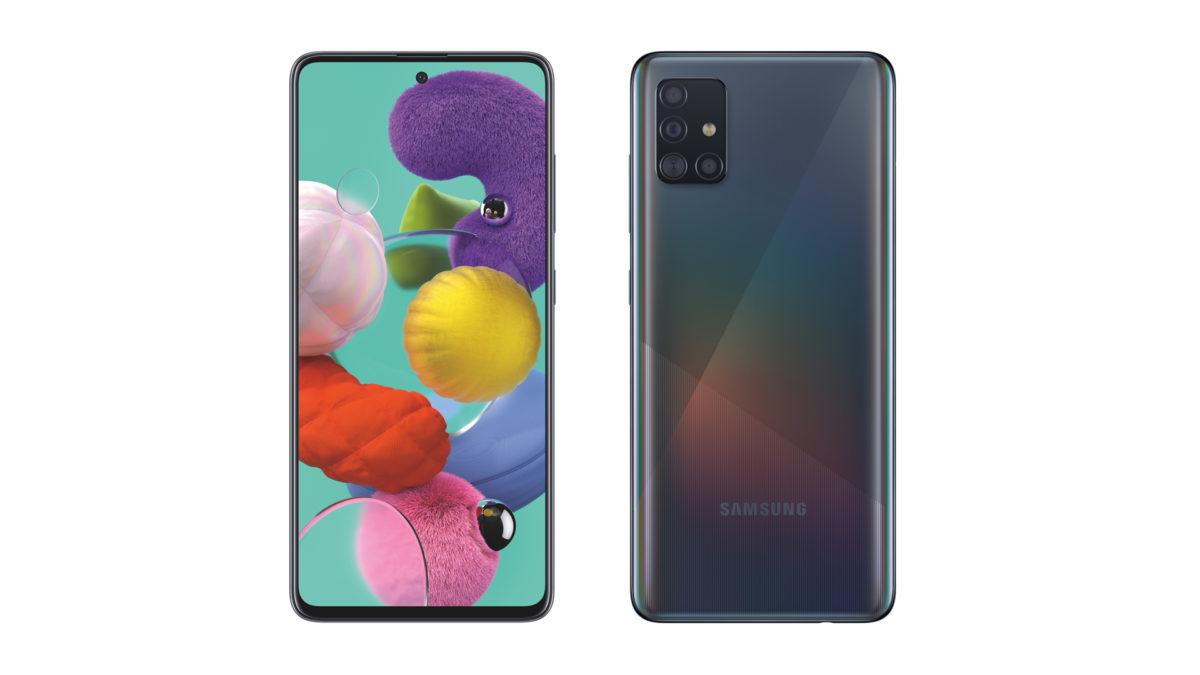 Samsung Galaxy A51 LTE Press Images