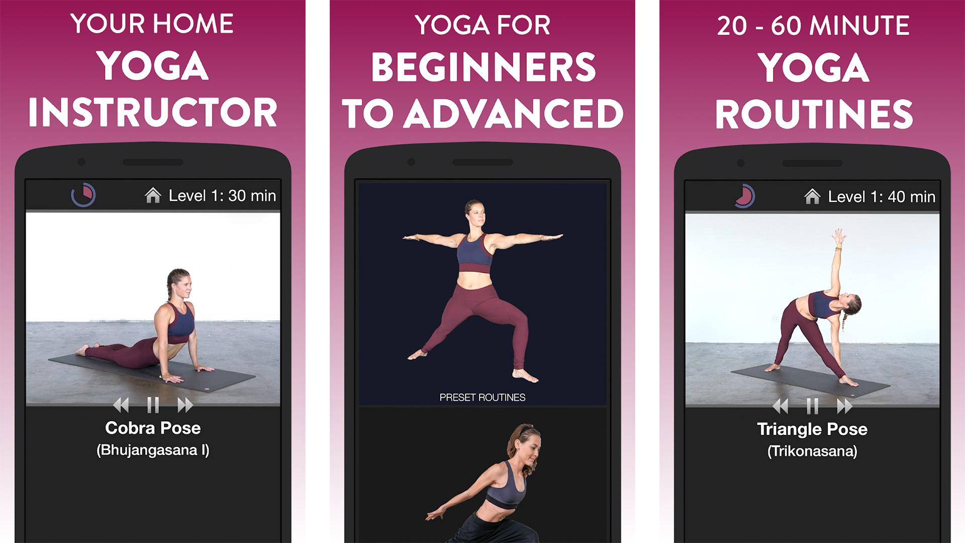 Simply Yoga screenshot 2021