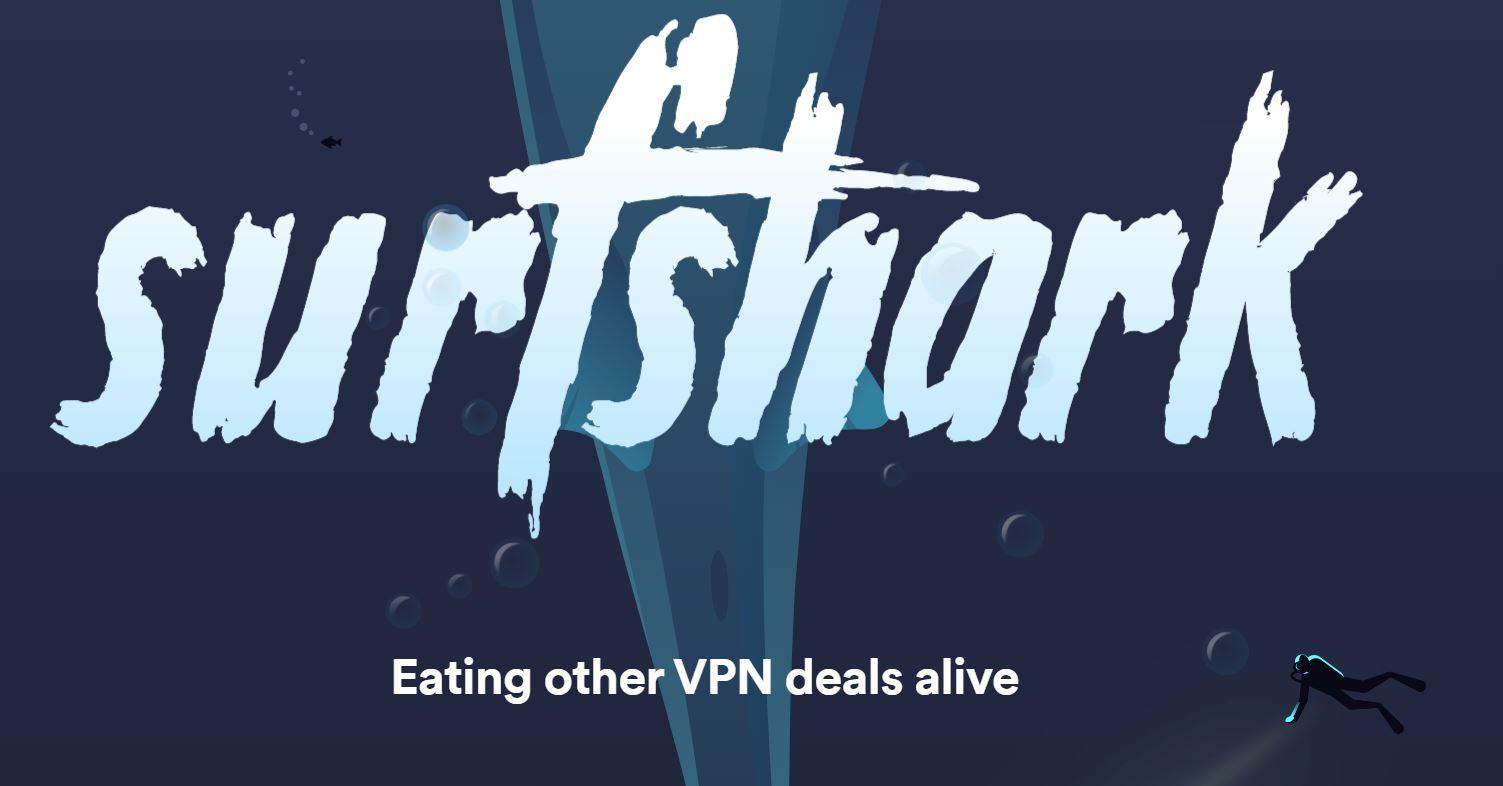 Surfshark VPN Deals Web Image
