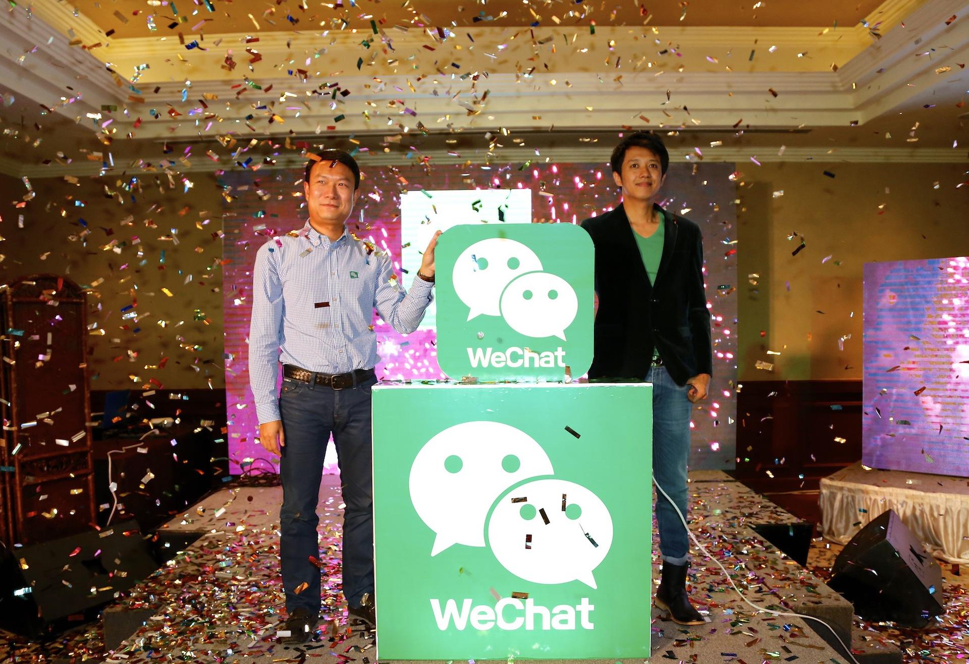 WeChat Launch Myanmar