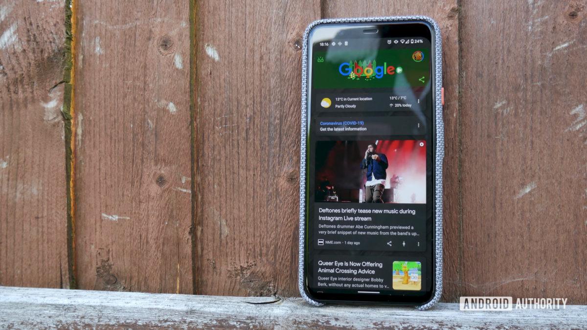 google pixel 4 xl yeniden keşfedildi keşfet
