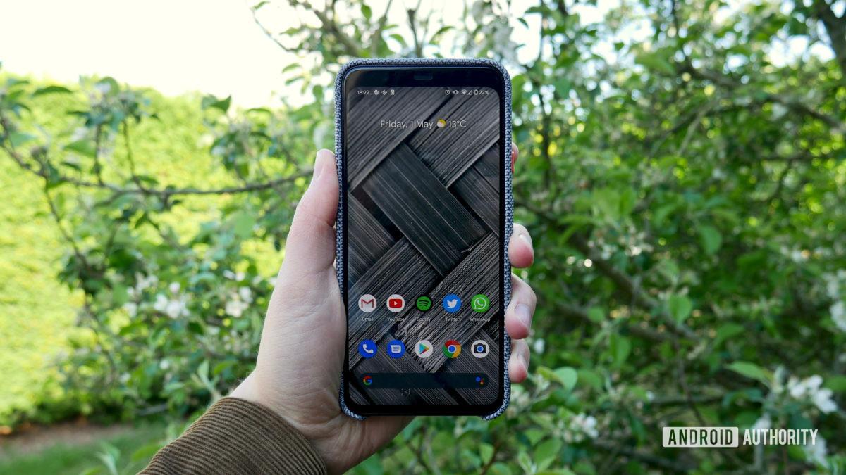 google pixel 4 xl revisited front