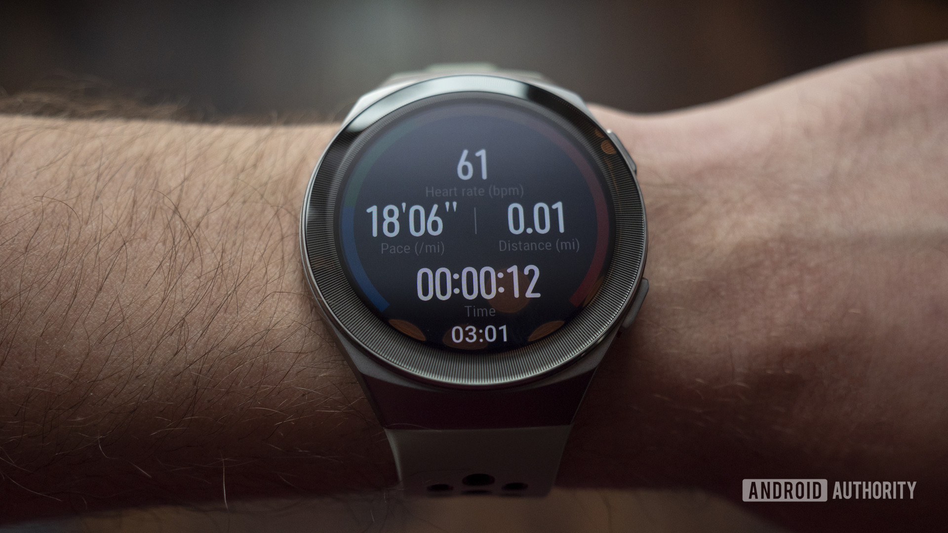 huawei watch gt 2e review running activity during workout