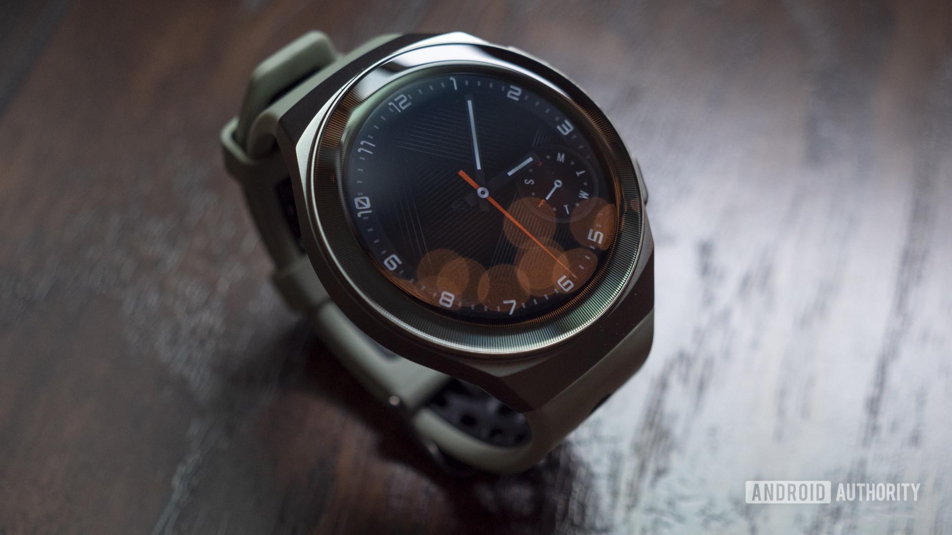 huawei watch gt 2e review watch face