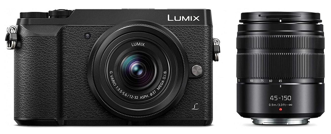 panasonic lumix gx85 on best cheap camera deals list.