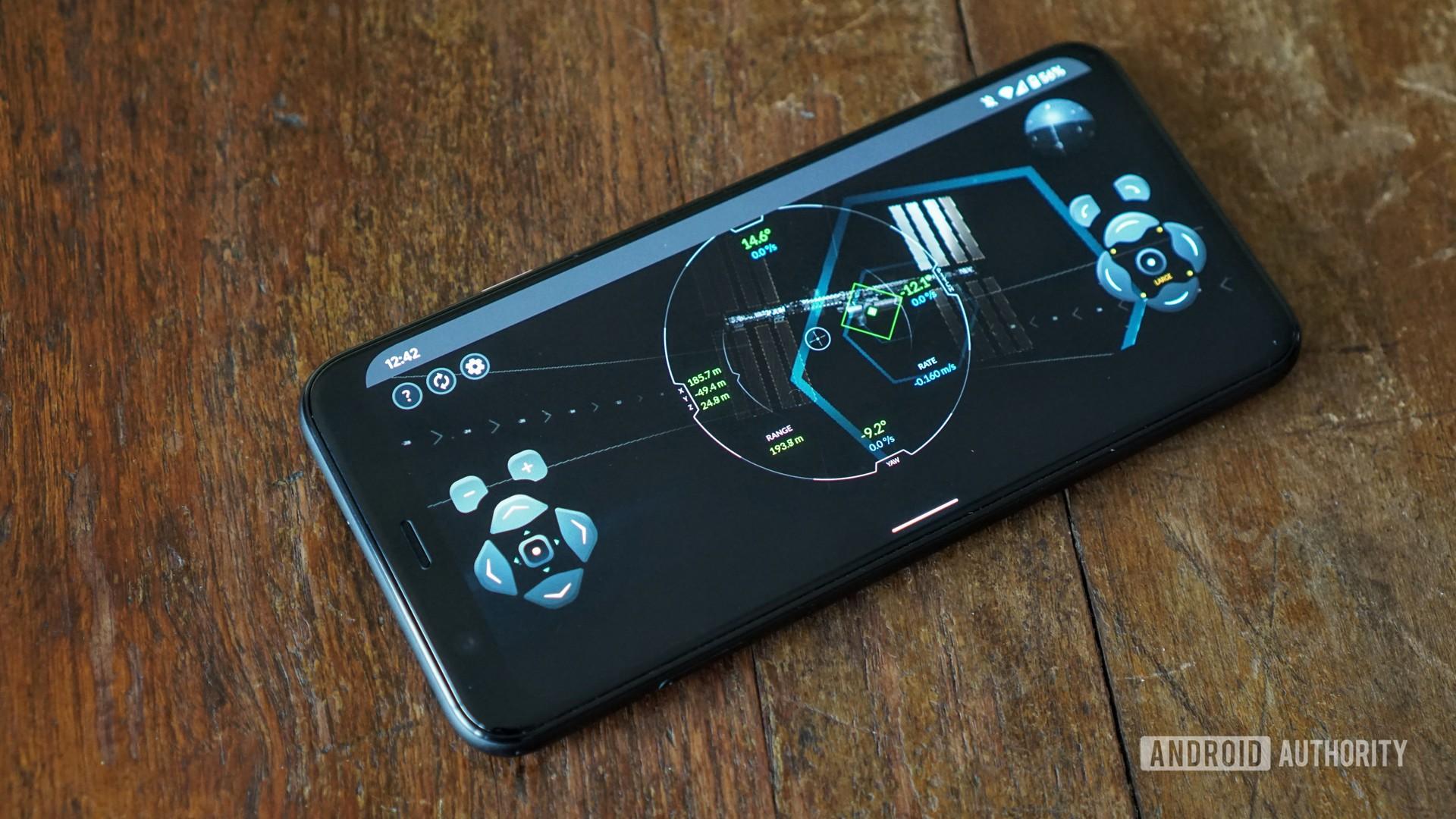spacex docking simulator game