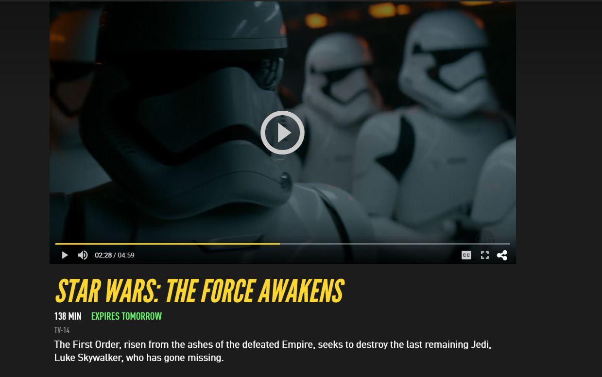 star wars tnt