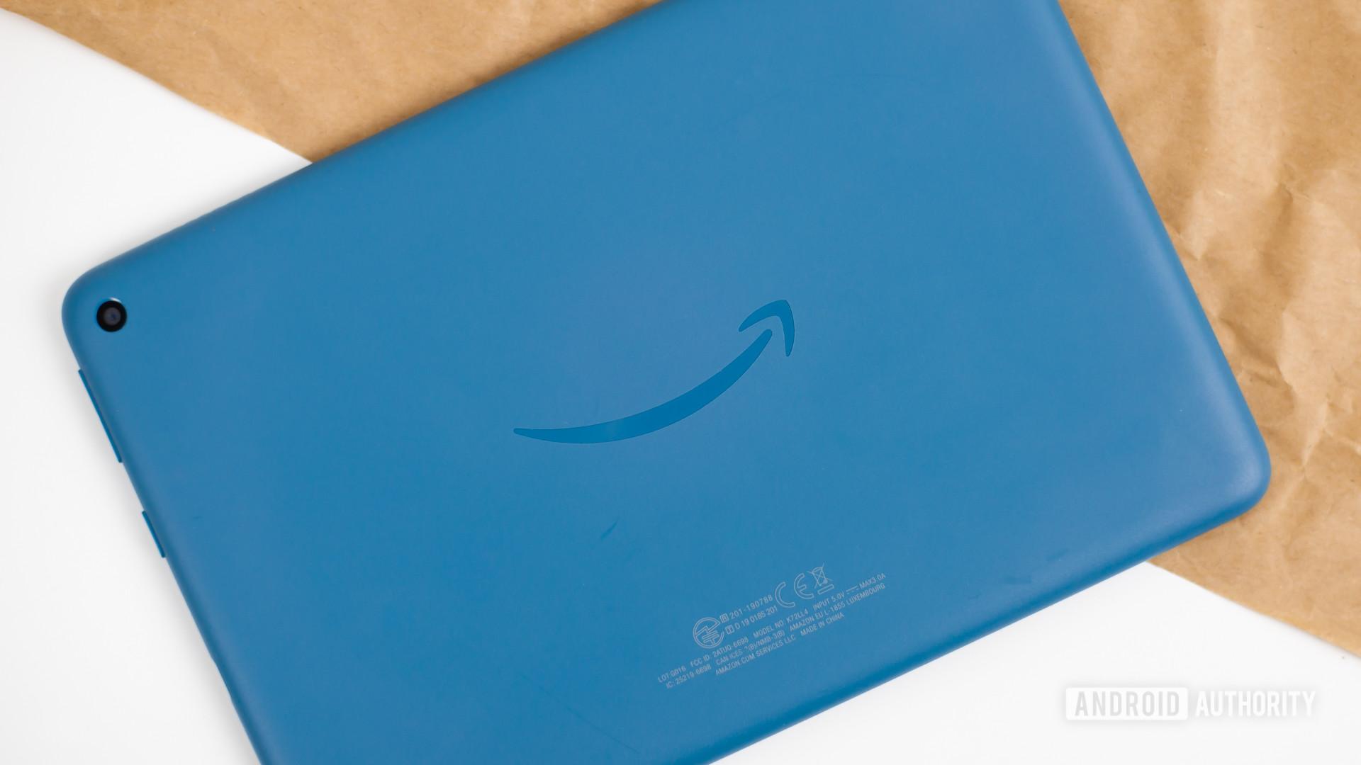 2020 Amazon Fire HD 8 review photos 5