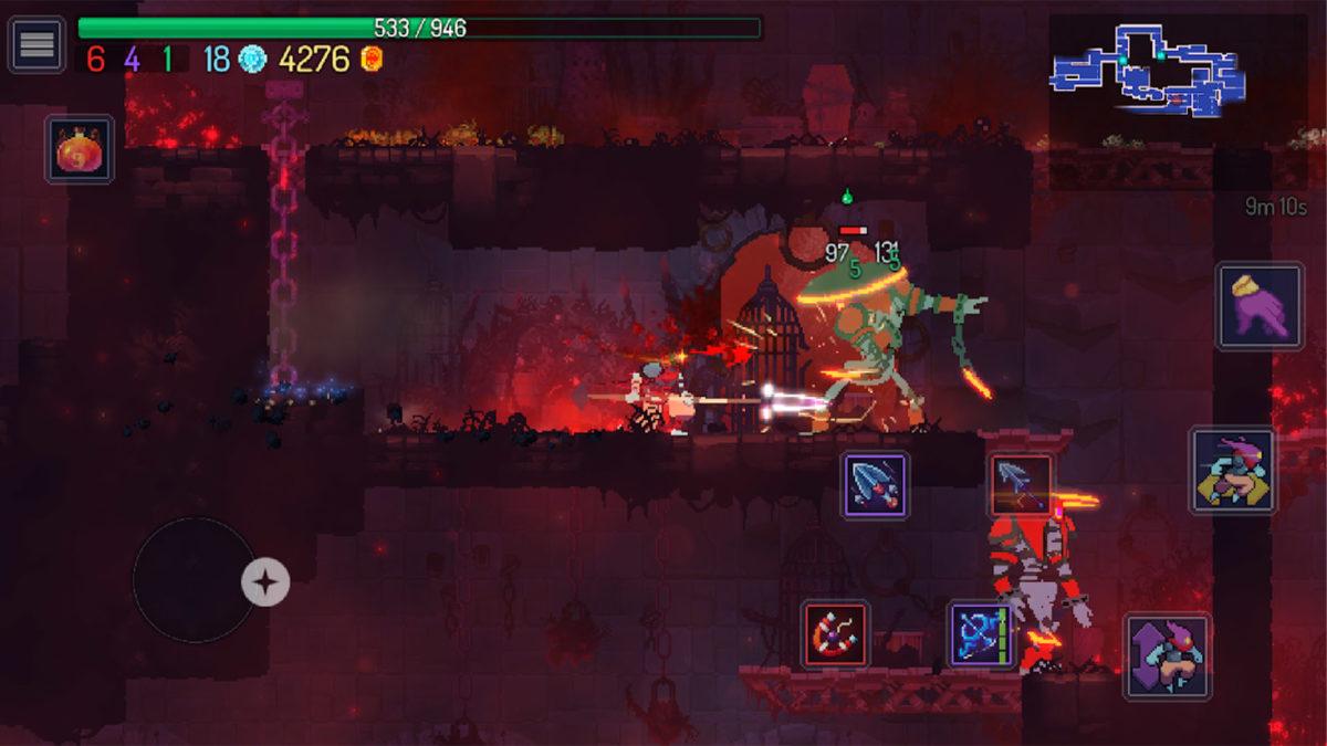 AAW Dead Cells screenshot