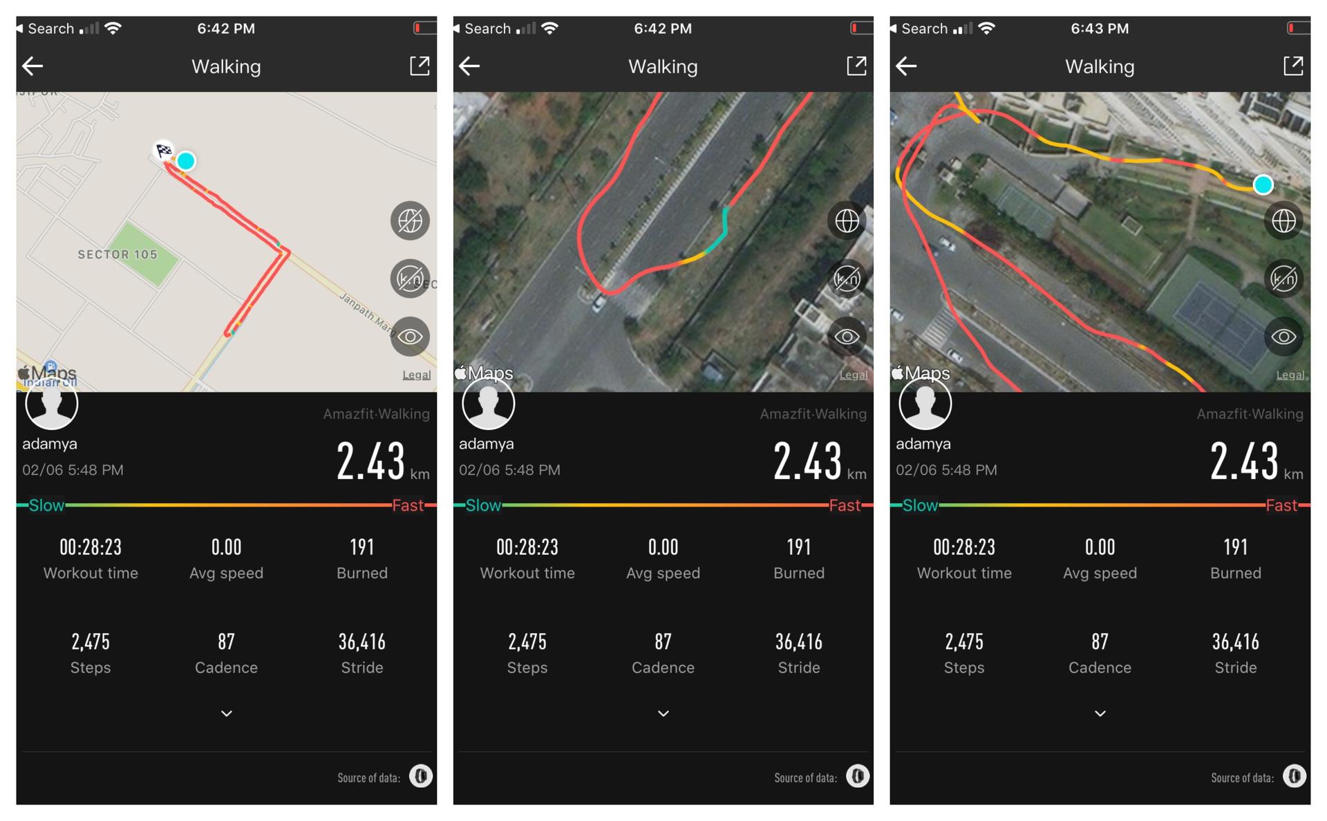 Amazfit BIP S GPS