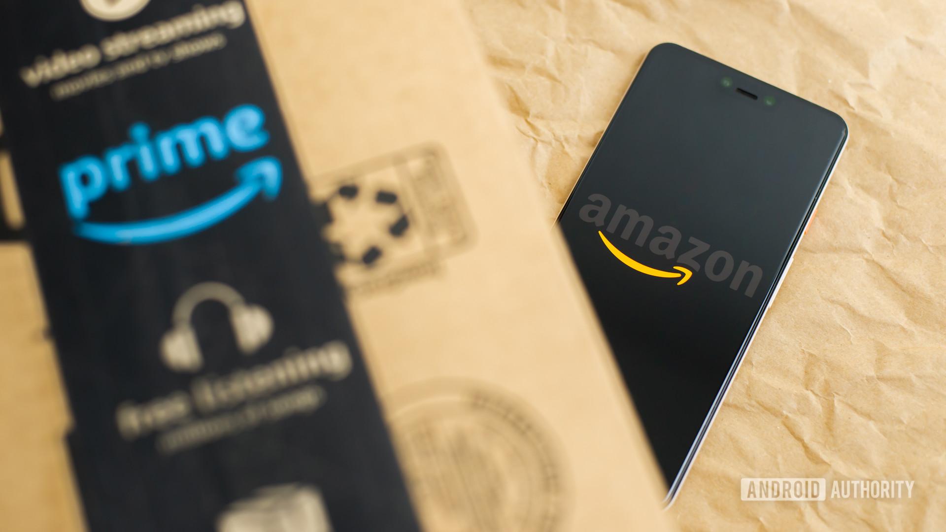 Amazon stock photo 2 - Google Play on Kindle Fire