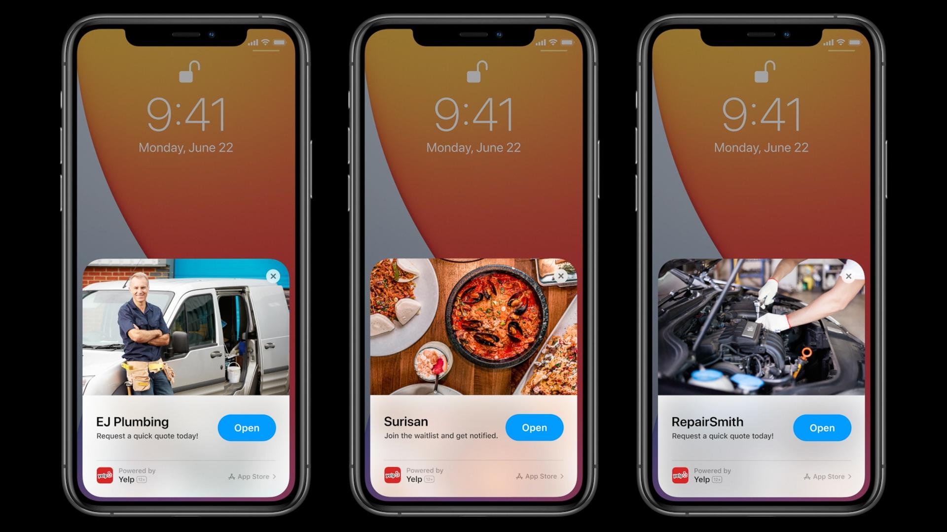 Apple WWDC 2020 app tag samples