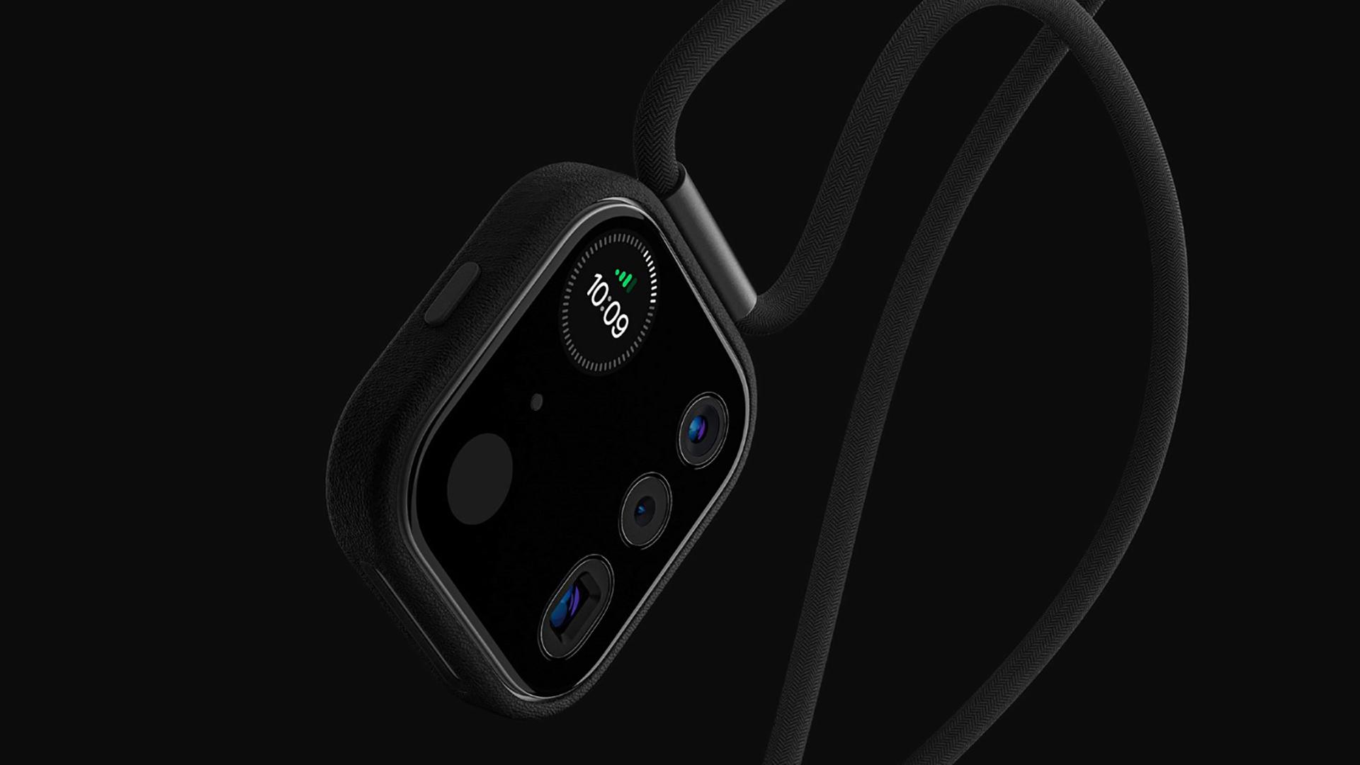 Detachable Smartphone Camera Concept 2