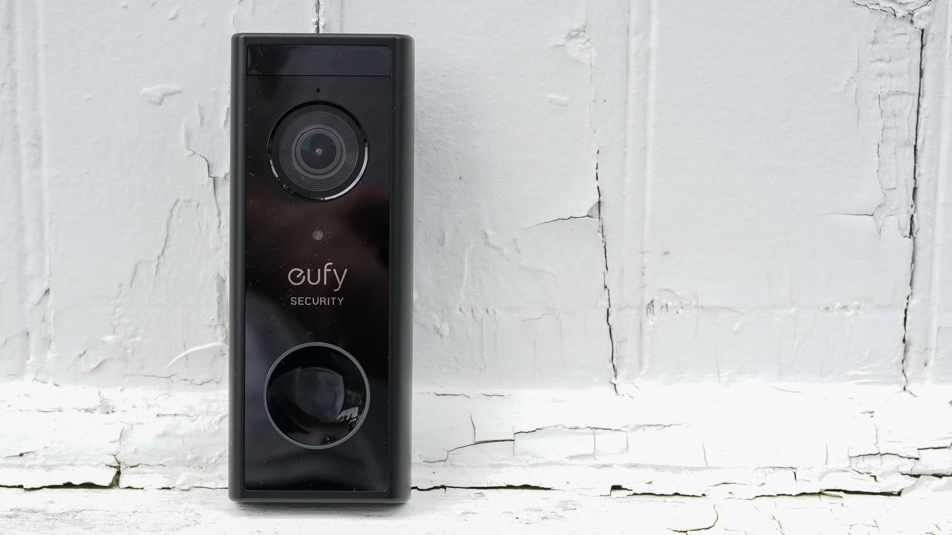 Eufy Video Doorbell doorbell alone