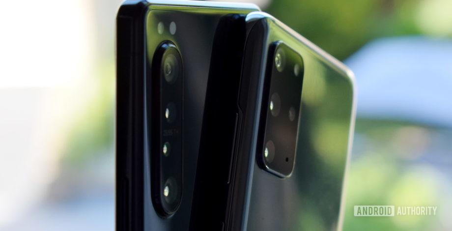 androidauthority.com - Camera shootout: Samsung Galaxy S20 Plus vs Sony Xperia 1 II