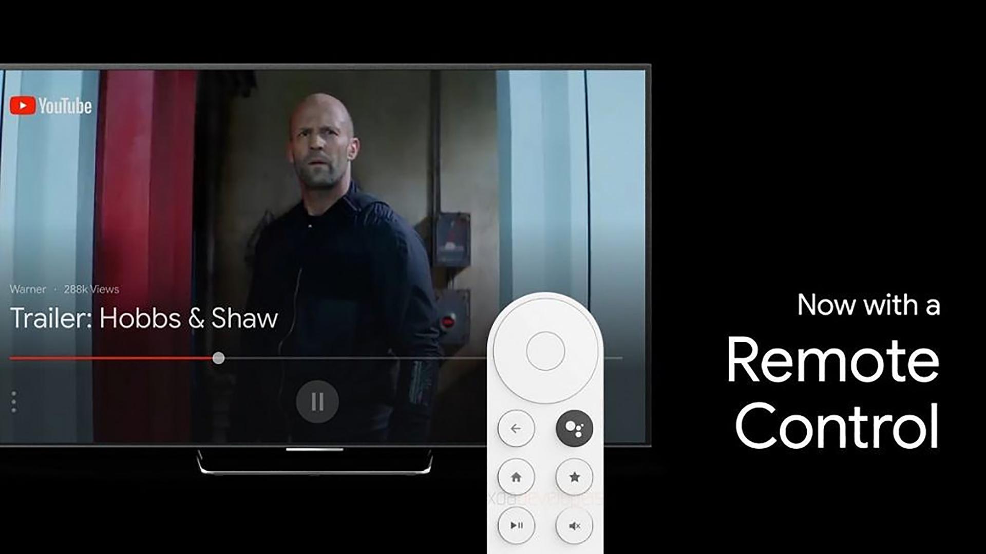 Google Android TV Streamer 2