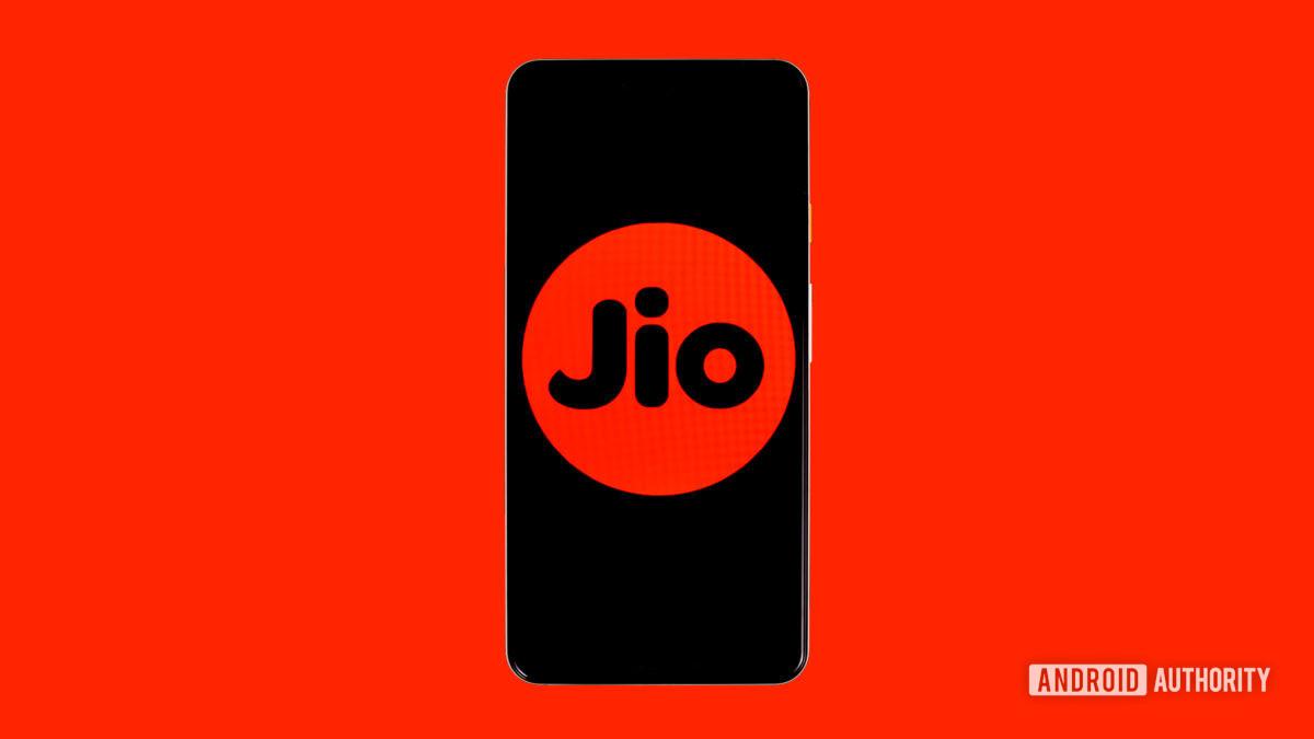 Jio carrier stock logo