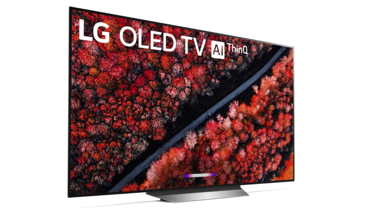 LG C9PUB 77 inch Class OLED HDR 4K UHD Smart TV