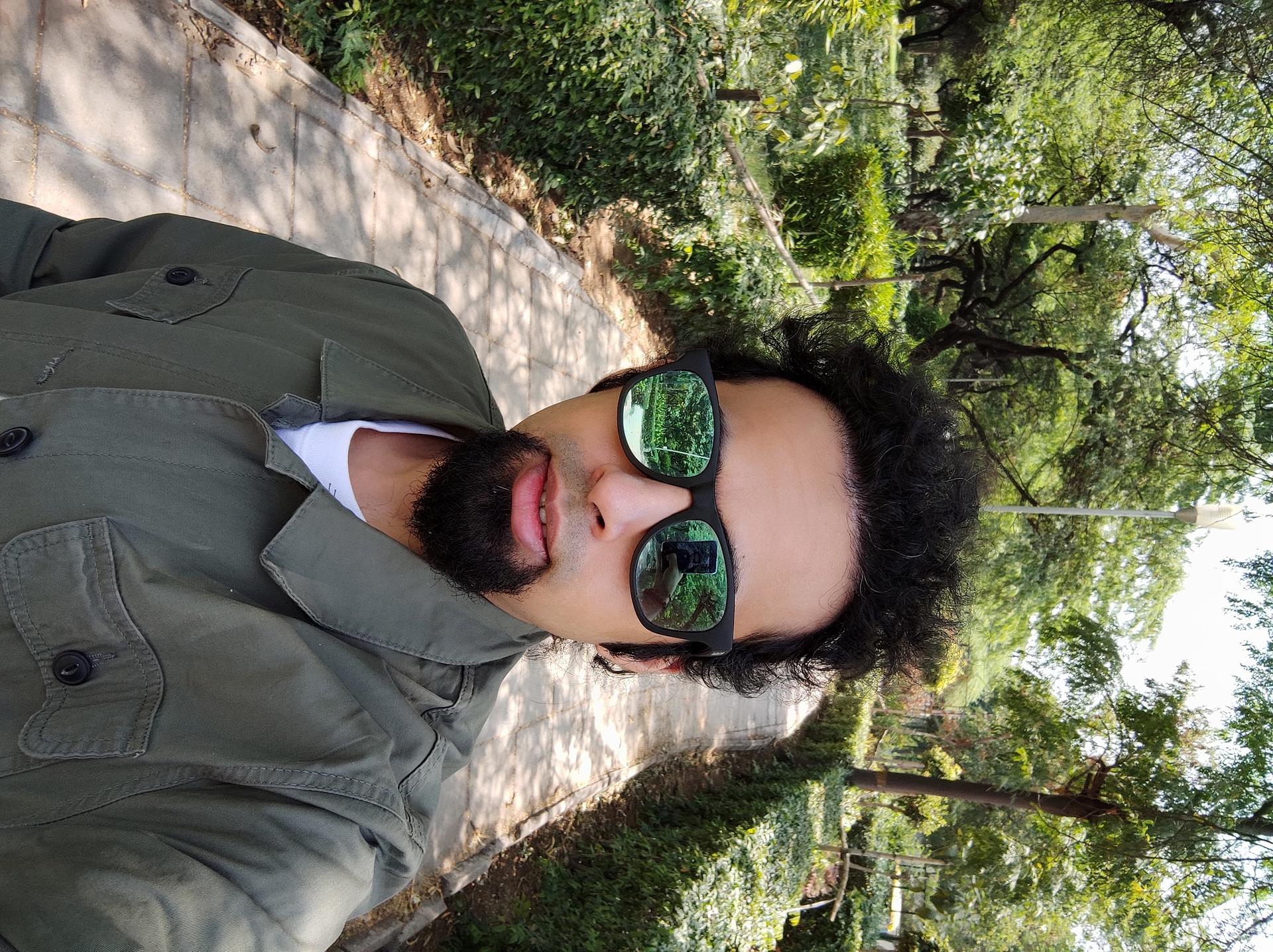 Mi 10 selfie camera