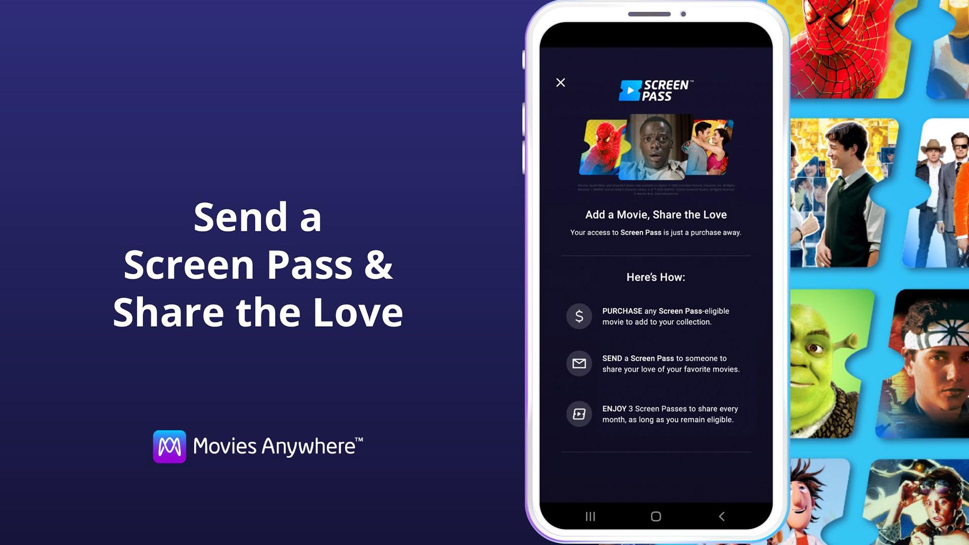 Movies Anywhere screenshot 2021