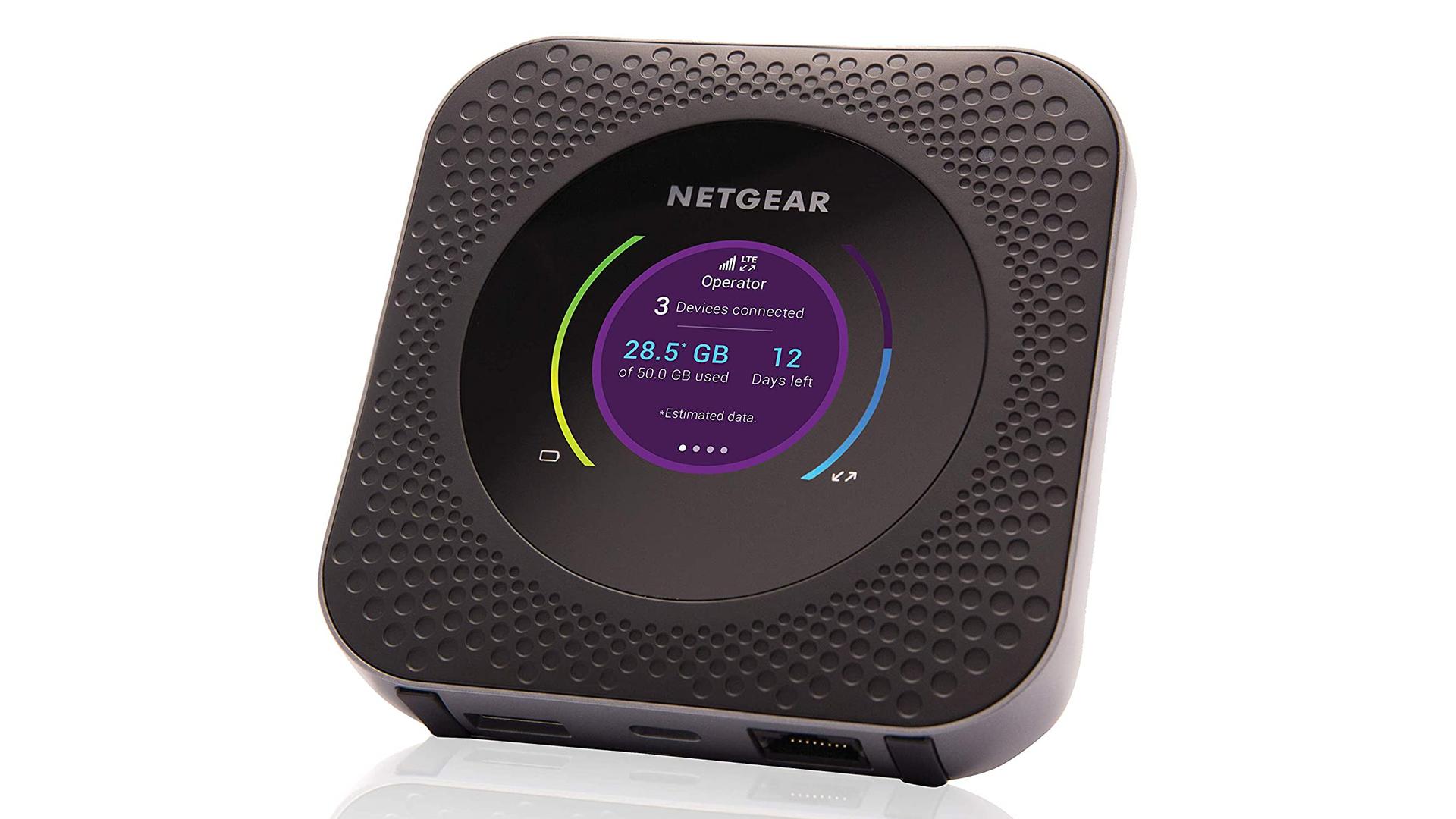 Netgear Nighthawk MR1100 hotspot router