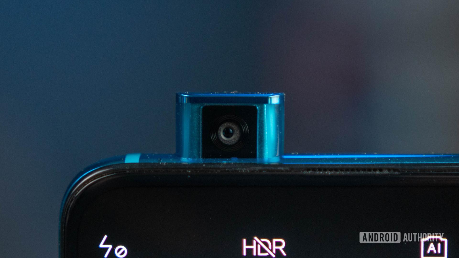 Poco F2 Pro Pop up camera module