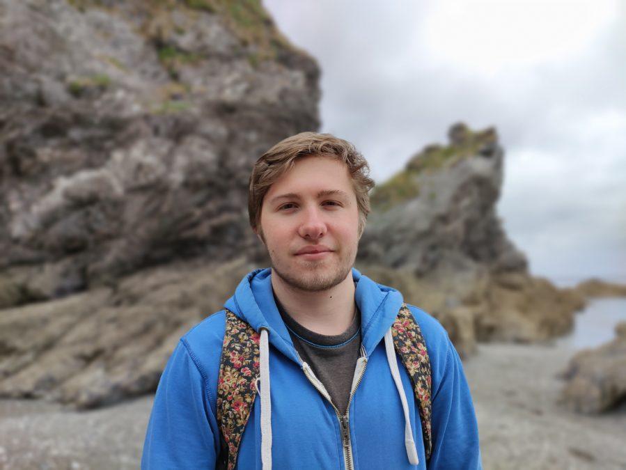 Poco F2 Pro camera test Portrait test outdoors beach
