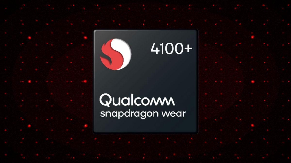 Qualcomm Wear 4100 Plus header image